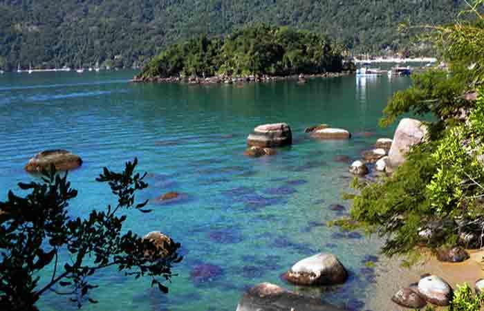 Atrativos Naturais da Ilha Grande