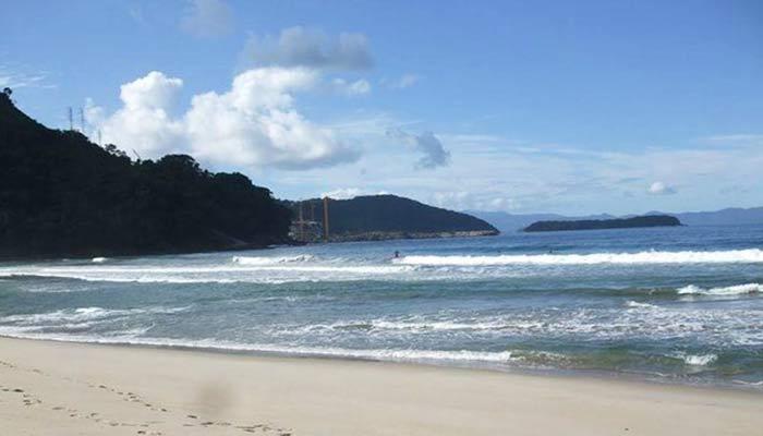 Praia Brava em Angra dos Reis, RJ