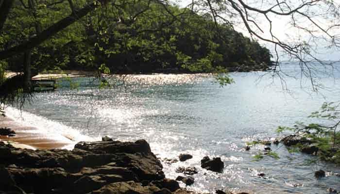 Praia de Araçatiba em Ilha Grande - Angra dos Reis