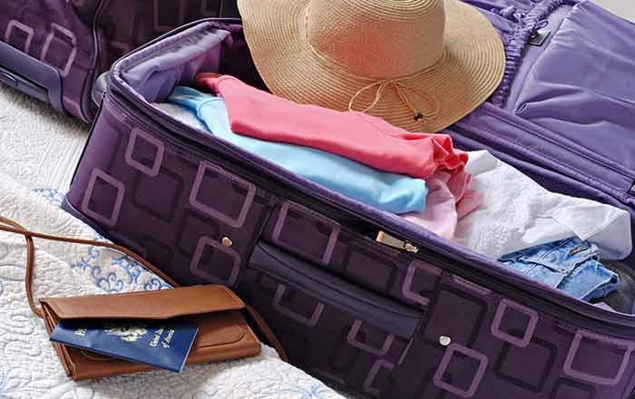 5 Dicas Práticas Para Arrumar Sua Mala de Viagem