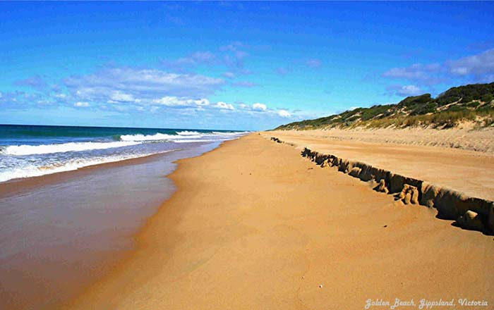 As 11 Melhores Praias da Austrália e a Destacada Praia de Melbourne