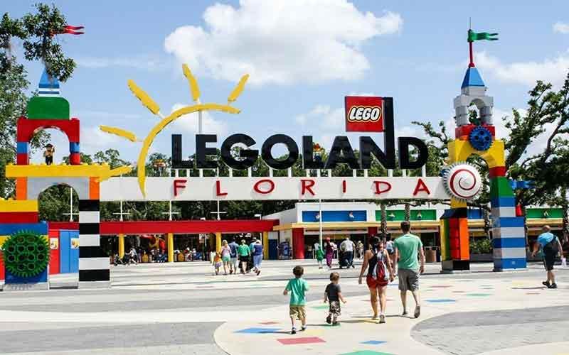 Aprender se divertindo na Legoland